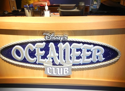 Oceaneer Disney Club