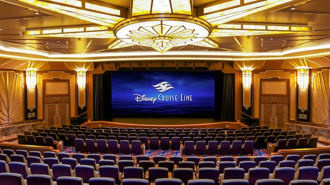 Disney Magic Buena Vista Teatro